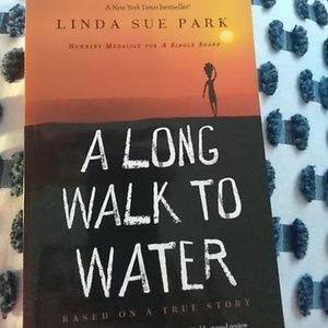 Other - A Long Walk to Water by Linda Sue Park